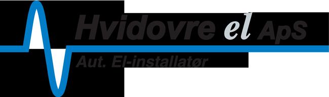 Hvidovre el aps, El-installatør i Hvidovre København, el-logo